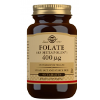 Solgar Folate As Metafolin 400 mcg