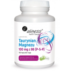 Aliness Magnesium Taurate 100 mg with B6 (P-5-P)