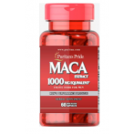 Puritan's Pride Maca Extract 1000 mg