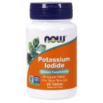 Now Foods Potassium Iodide 30 mg