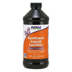 Now Foods Sunflower Liquid Lecithin
