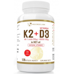 Progress Labs Vitamin K2 MK-7 200mcg + D3 4000IU 100mcg In MCT Oil