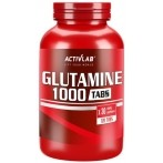 Activlab Glutamine 1000 L-Glutamine Amino Acids Post Workout & Recovery