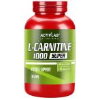 Activlab L-Carnitine 1000 L-Karnitīns Svara Kontrole