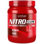 Activlab Nitro Caps Nitric Oxide Boosters L-Arginine L-Citrulline Amino Acids Pre Workout & Energy