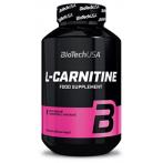 Biotech Usa L-Carnitine 1000 L-Karnitīns Svara Kontrole