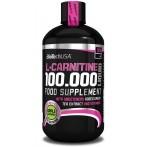 Biotech Usa L-Carnitine 100k Green Tea Weight Management
