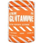 FA Nutrition Glutamine Xtreme L-Glutamīns L-Taurīns Aminoskābes Pēc Slodzes Un Reģenerācija