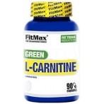 FitMax Green L-Carnitine L-Karnitīns Zaļā Tēja Svara Kontrole