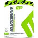 MusclePharm Glutamine L-Glutamīns Aminoskābes Pēc Slodzes Un Reģenerācija