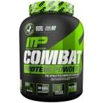 MusclePharm Combat Protein Powder Казеин Изолят Сывороточного Белка, WPI Протеиновый Kомплекс