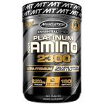 MuscleTech Platinum 100% Amino 2300 Аминокислоты