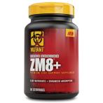 Mutant ZM8+ ZMA Testosterons, Komplekss