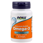 Now Foods Molecularly Distilled Omega-3
