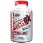 Nutrex Lipo-6X Fat Burners Weight Management