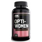 Optimum Nutrition Opti-Women Sievietēm Sporta Multivitamīni