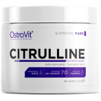 OstroVit Citrulline Nitric Oxide Boosters L-Citrulline Amino Acids Pre Workout & Energy