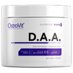 OstroVit D.A.A. D-Aspartic Acid, DAA Testosterone Level Support