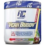 Ronnie Coleman Yeah Buddy Предтренировочные Комплексы Усилители Оксида Азота Пeред Тренировкой И Энергетики