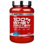 Scitec Nutrition 100% Whey Protein Professional Изолят Сывороточного Белка, WPI Протеины