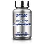 Scitec Nutrition Caffeine Kofeīns Pirms Treniņa Un Еnerģētiķi