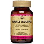 Solgar Female Multiple Для Женщин