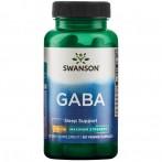 Swanson GABA 750 mg