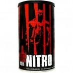 Universal Nutrition Animal Nitro BCAA Aminoskābju Maisījumi Aminoskābes Pēc Slodzes Un Reģenerācija