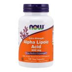 Now Foods Alpha Lipoic Acid 600 mg Svara Kontrole