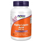 Now Foods Alpha Lipoic Acid 250 mg Контроль Веса