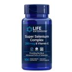 Life Extension Super Selenium Complex 200 mcg with Vitamin E