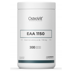 OstroVit EAA 1150 mg BCAA Aminoskābju Maisījumi Aminoskābes