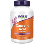 Now Foods Caprylic Acid 600 mg MCT Oil Weight Management