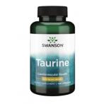 Swanson Taurine 500 mg L-Taurine Aminohapped