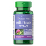 Puritan's Pride Milk Thistle 1000 mg 4:1 Extract