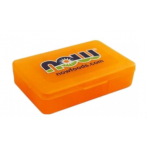 Now Foods Pill box orange