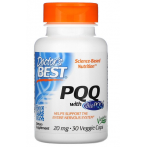 Doctor's Best PQQ with BioPQQ 20 mg