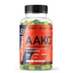 Immortal Nutrition AAKG 500 mg L-Arginīns Aminoskābes Pirms Treniņa Un Еnerģētiķi