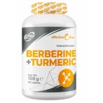 6Pak Nutrition Berberine  300 mg + Turmeric 300 mg