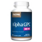 Jarrow Formulas Alpha GPC 300 mg Svara Kontrole