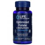 Life Extension Optimized Folate 1700 mcg DFE