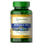 Puritan's Pride Borage Oil 1000 mg