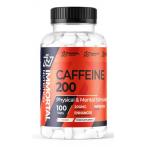 Immortal Nutrition Caffeine 200 Kofeīns Pirms Treniņa Un Еnerģētiķi