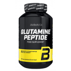 Biotech Usa Glutamine Peptide L-Glutamīns Aminoskābes Pēc Slodzes Un Reģenerācija