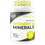6Pak Nutrition Vitamins & Minerals