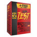 Mutant Test BCAA Testosterone Level Support