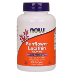 Now Foods Sunflower Lecithin 1200 mg