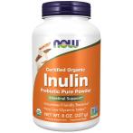 Now Foods Inulin Prebiotic Pure Powder